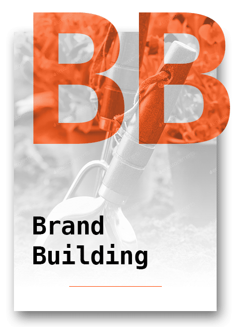 Brand-Building Areas of expertise