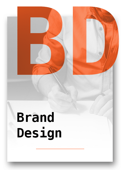 Brand-Design Areas of expertise