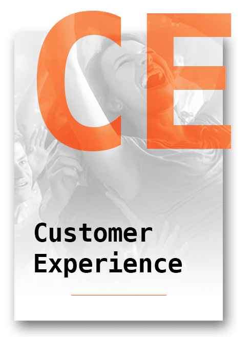 Customer-Experience Areas of expertise