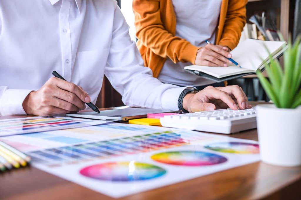 Top 7 tendințe în design digital, pentru 2020
