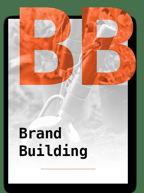Construcție de brand